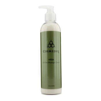 CosMedix Relax Crema Para Masage Sin Aceite (Tamaño Salón)  240ml/8oz