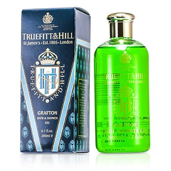 Truefitt & Hill Grafton Gel de Baño y Ducha  200ml/6.7oz