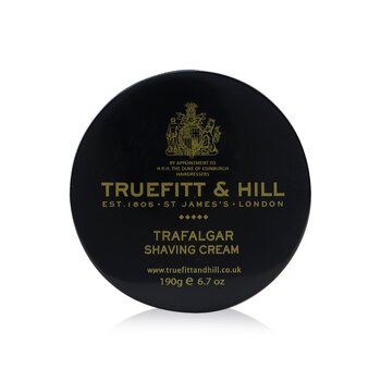 Truefitt & Hill Trafalgar Shaving Cream  190g/6.7oz
