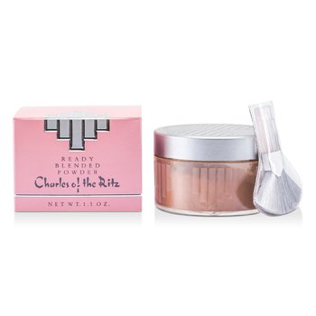 Charles Of The Ritz Ready Blended Powder - Bedak - # Bronze Beige  45g/1.5oz