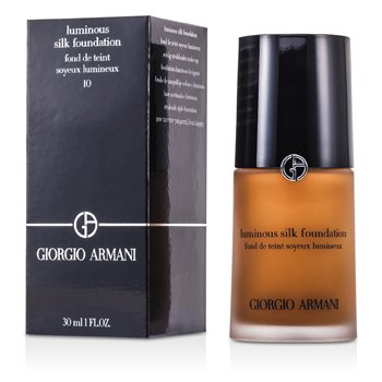 Giorgio Armani Luminous Silk Foundation - # 10  30ml/1oz