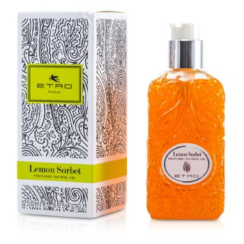 Etro Gel de banho Lemon Sorbet Perfumed  250ml/8.25oz