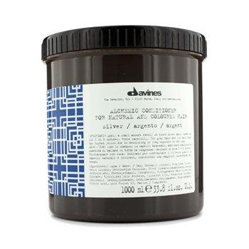 Davines Alchemic Acondicionador Plateado (Para Cabello Natural & Tinturado)  1000ml/33.8oz
