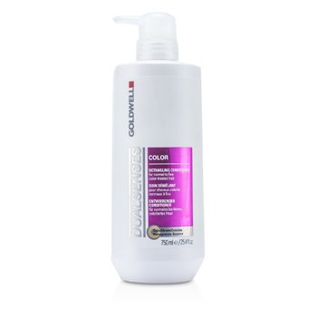 Goldwell Dual Senses Color Acondicionador Desenredante (Para Cabello Teñido Normal a Fino)  750ml/25.4oz
