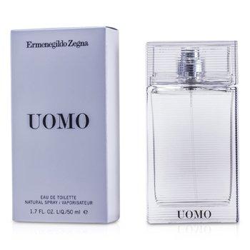 Ermenegildo Zegna Uomo Eau De Toilette Spray  50ml/1.7oz