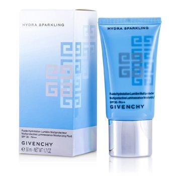 Givenchy سائل مرطب مضئ متألق متعدد الحماية SPF 30 PA++ (جميع أنواع البشرة)  50ml/1.7oz