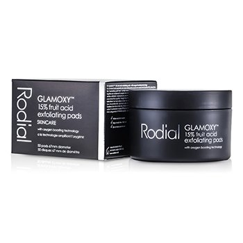 Rodial Glamoxy 15% Fruit Acid Exfoliating Pads  50pads