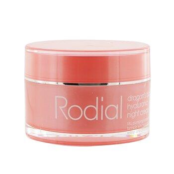 Rodial Dragon's Blood Hyaluronic Night Cream  50ml/1.7oz