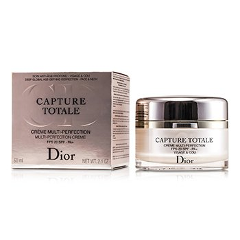 Christian Dior Capture Totale Crema Multi Perfecci�n SPF 20 PA+  60ml/2.1oz