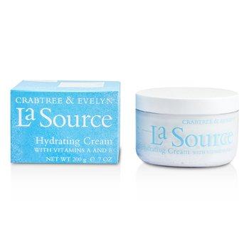 Crabtree & Evelyn La Source Crema Hidratante  200g/7oz