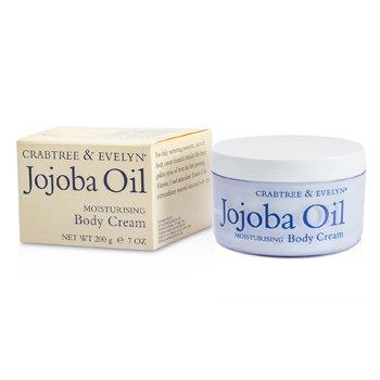 Crabtree & Evelyn Jojoba Oil Crema Corporal Hidratante  200g/7oz