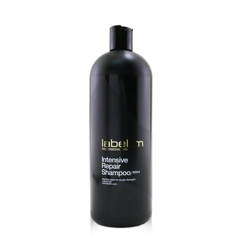 Label.M Șampon Intens Reparator (Pentru Păr Aspru, Vizibil Deteriorat)  1000ml/33.8oz