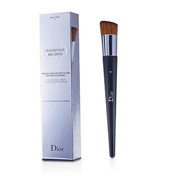 Christian Dior Backstage Brushes Professional Finish Fluid Foundation Brush (Full Coverage)