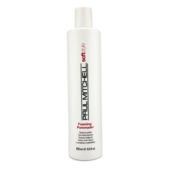 Paul Mitchell Soft Style Foaming Pommade Texture Polish  250ml/8.5oz