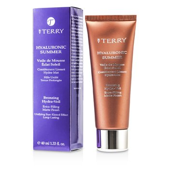 By Terry Hyaluronic Summer Hidra Velo Bronceador - # 3 Ultra Tan  40ml/1.33oz