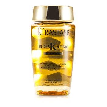 เคเรสตาส น้ำมันแชมพู Elixir Ultime Oleo-Complexe Sublime (สำหรับทุกสภาพผม)  250ml/8.5oz