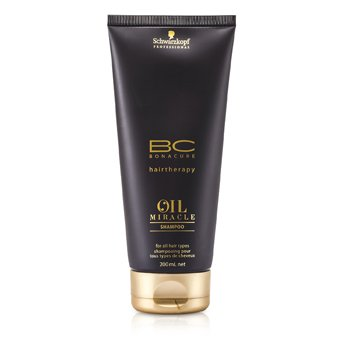 Schwarzkopf BC Oil Miracle Shampoo (For All Hair Types)  200ml/6.7oz