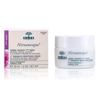 Nuxe Nirvanesque Crema Suavizante 1ras Arrugas (Para Piel Normal)  50ml/1.5oz