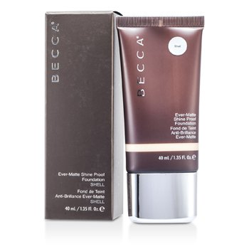 Becca Matte Skin Base a Prueba de Brillo - # Shell  40ml/1.35oz