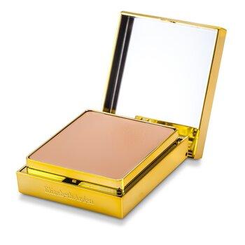 Elizabeth Arden Maquillaje en Crema con Esponja Acabado Perfecto (Estuche Dorado) - 04 Porcelain Beige  23g/0.8oz