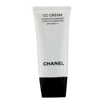 Chanel Cremă CC Corecție Completă SPF 30 / PA+++ # 32 Trandafir Bej  30ml/1oz