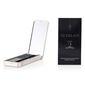 Guerlain Ecrin 2 Couleurs Sobra de Ojos Fusión de Color - # 01 Two Rock  2x2g/0.07oz