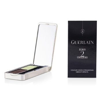 Guerlain Ecrin 2 Couleurs Colour Fusion Eyeshadows - # 03 Two Extravagant  2x2g/0.07oz
