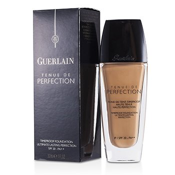 Guerlain Tenue De Perfection Base a Prueba de Tiempo SPF 20 - # 04 Beige Moyen  30ml/1oz