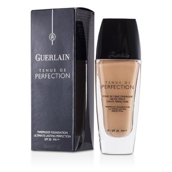 Guerlain Tenue De Perfection Base a Prueba de Tiempo SPF 20 - # 13 Rose Naturel  30ml/1oz
