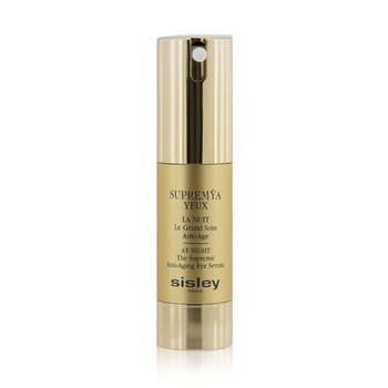 Sisley Supremya Eyes At Night - The Supreme Suero de Ojos Anti Envejecimiento  15ml/0.52oz