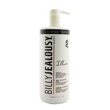 Billy Jealousy ILLICIT Săpun de Corp Sidefat  1000ml/33.8oz