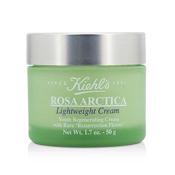 Kiehl's Rosa Arctica Lightweight Cream - Krim Malam Hari  50g/1.7oz