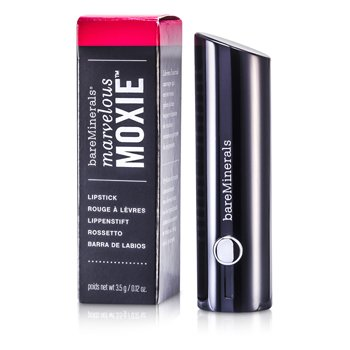 BareMinerals Marvelous Moxie Lipstick - # Risk It All  3.5g/0.12oz