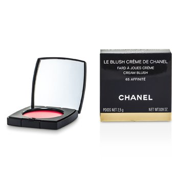 Chanel Le Blush Creme De Chanel - # 65 Affinite  2.5g/0.09oz