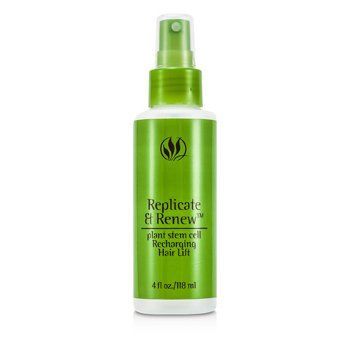 Serious Skincare Replicate & Renew Spray Levantador de Cabello Racargador de C�lulas Madre de Plantas  118ml/4oz