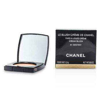 ชาแนล ครีมปัดแก้ม Le Blush Creme De Chanel - # 61 Destiny  2.5g/0.09oz