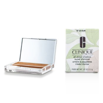 Clinique Todo Sobre Sombra - # 07 At Dusk (Super Brillo)  2.2g/0.07oz