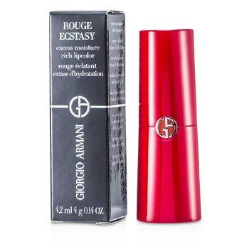 Giorgio Armani Rouge Ecstasy Lipstick - # 504 Flesh  4g/0.14oz
