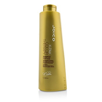 Joico K-Pak Champ� Terapia Color - Para Conservar el Color & Reparar el Da�o (Nuevo Empaque)  1000ml/33.8oz