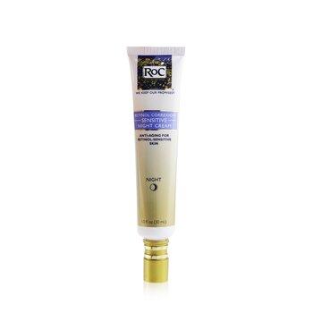 ROC Retinol Correxion Crema de Noche Sensible (Piel Sensible)  30ml/1oz