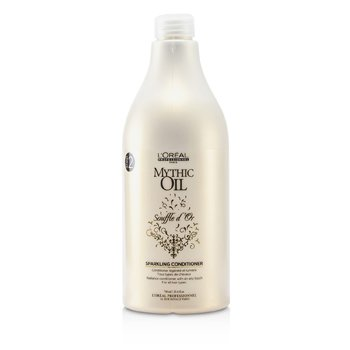 L'Oreal Mythic Oil Souffle d'Or Sparkling Conditionador (Todos tipos de cabelo)  750ml/25.4oz
