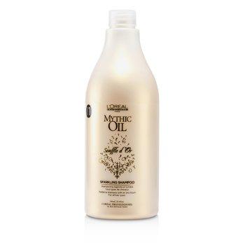 L'Oreal Mythic Oil Souffle d'Or Champú Espumoso (Para Todo Tipo de Cabello)  750ml/25.4oz