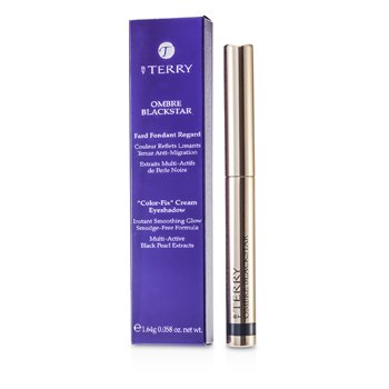 By Terry Ombre Blackstar Color Fix Crema Sombra de Ojos - # 12 Black Matte  1.64g/0.058oz