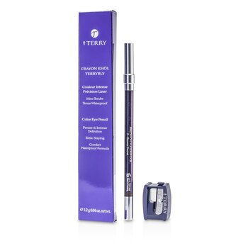 By Terry Crayon Khol Terrybly Color L�piz de Ojos (F�rmula a Prueba de Agua) - # 7 Brown Secret  1.2g/0.04oz