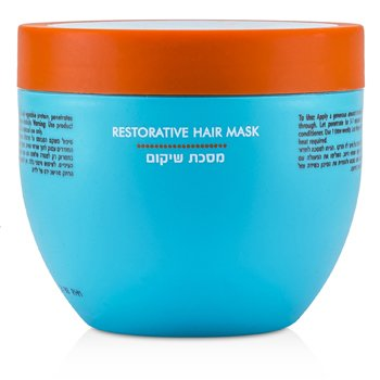 Moroccanoil Restorative Hair Mask (For Weakened and Damaged Hair)  500ml/16.9oz