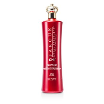 CHI Farouk Royal Treatment Aqua Charge Conditioner (For Balance and Detangle Hair)  946ml/32oz