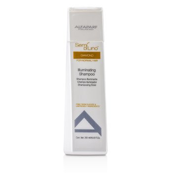 AlfaParf Semi Di Lino Diamond Illuminating Shampoo (For Normal Hair)  250ml/8.45oz