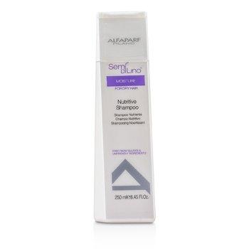 AlfaParf Semi Di Lino Moisture Nutritive Shampoo (For Dry Hair)  250ml/8.45oz