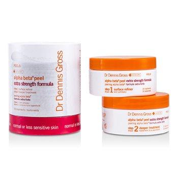 Dr Dennis Gross Alpha Beta Peel - Ekstra Styrkende Formula (For normal / mindre sensitive hud; Krukke)  30 Treatments