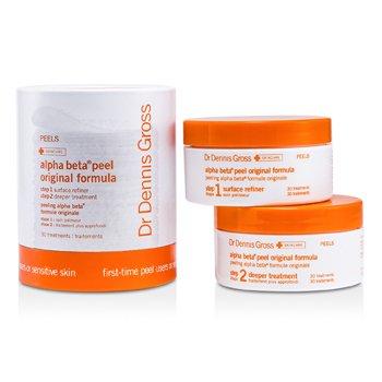 Dr Dennis Gross Alpha Beta Peel - Original Formula (For sensitiv hud; Krukke)  30 Treatments